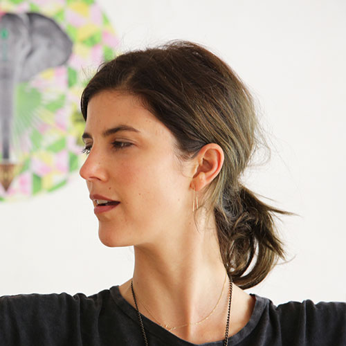 Gabrielle Richard - Professeur de Yoga