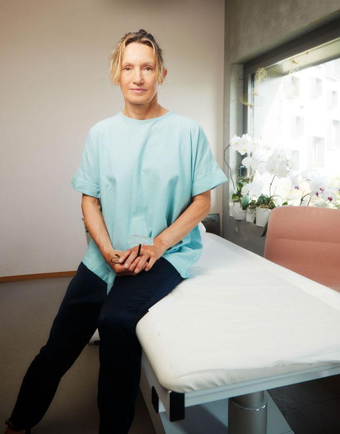 Interview de Anne Peres, Docteur en Dermatologie