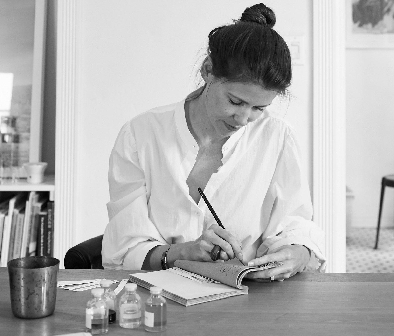 Emily L'Ami, créatrice de Bodha