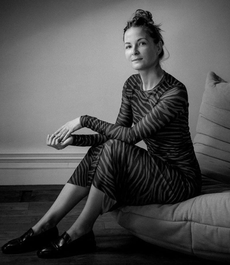 Emmanuelle Rodeghiero, facialiste