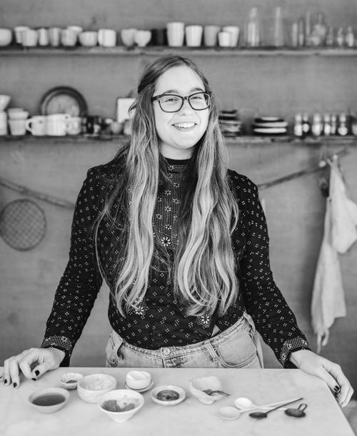 Lauren Haynes, fondatrice de Wooden Spoon Herbs