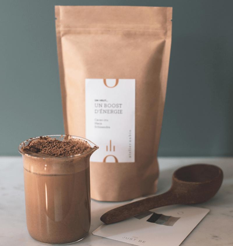 Smoothie Chocolat enrichi en vitamines et minéraux